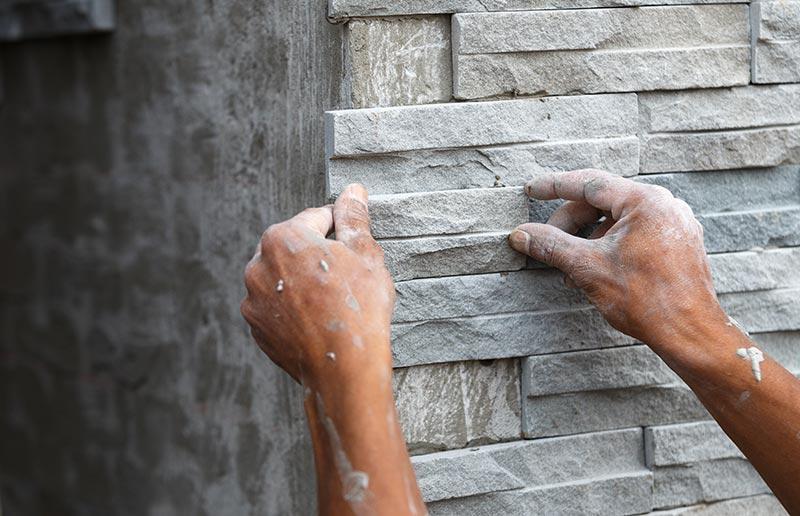 Carreleur à Dijon, aménagement des terrasses et revêtements des murs extérieurs